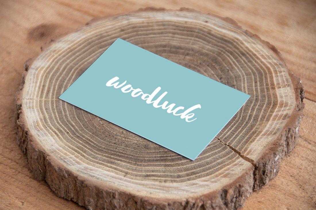 Socioººº - Woodluck - Identidad corporativa