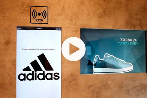 Motion Graphics - Adidas Magic Box