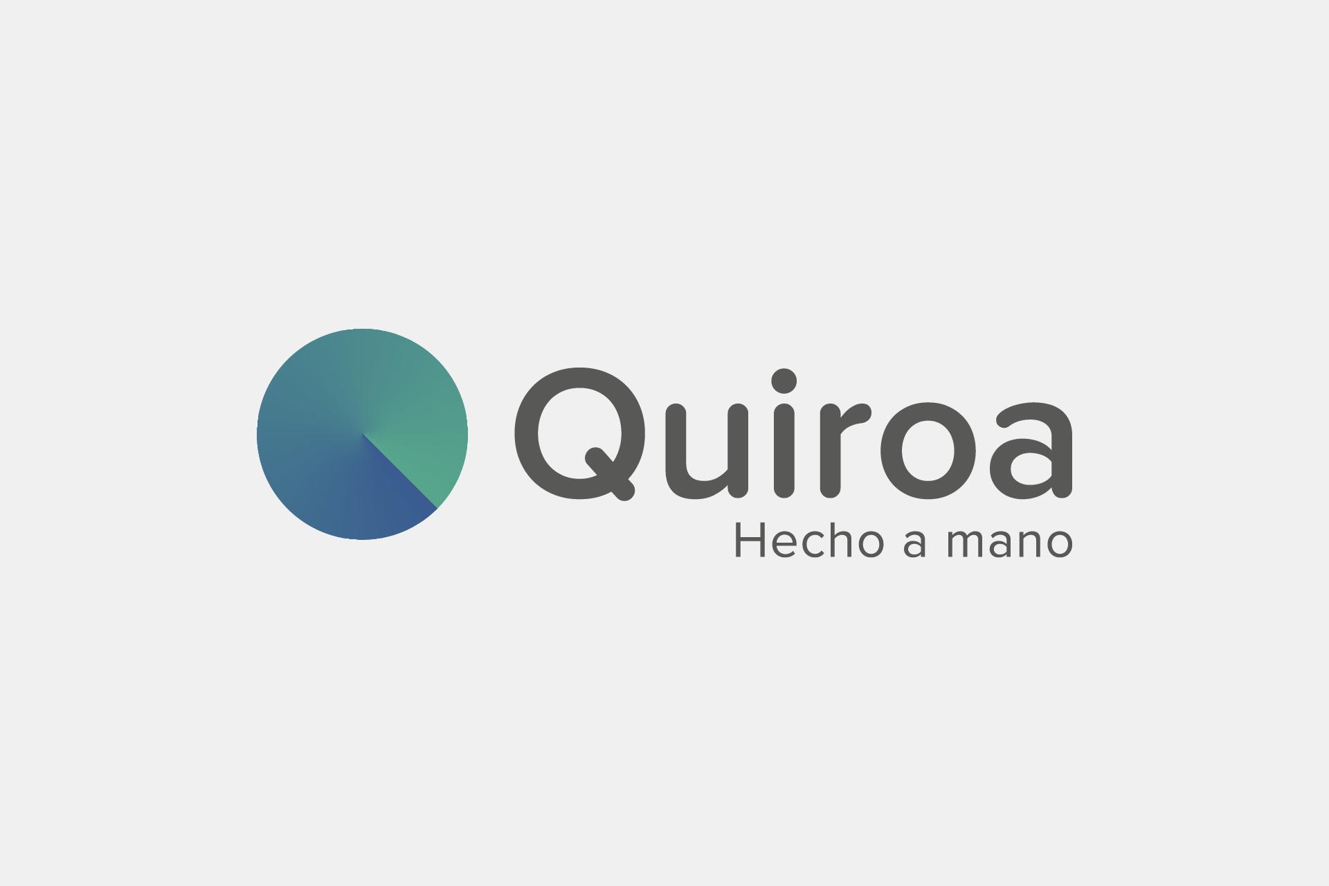 Identidad corporativa Quiroa - Socioººº