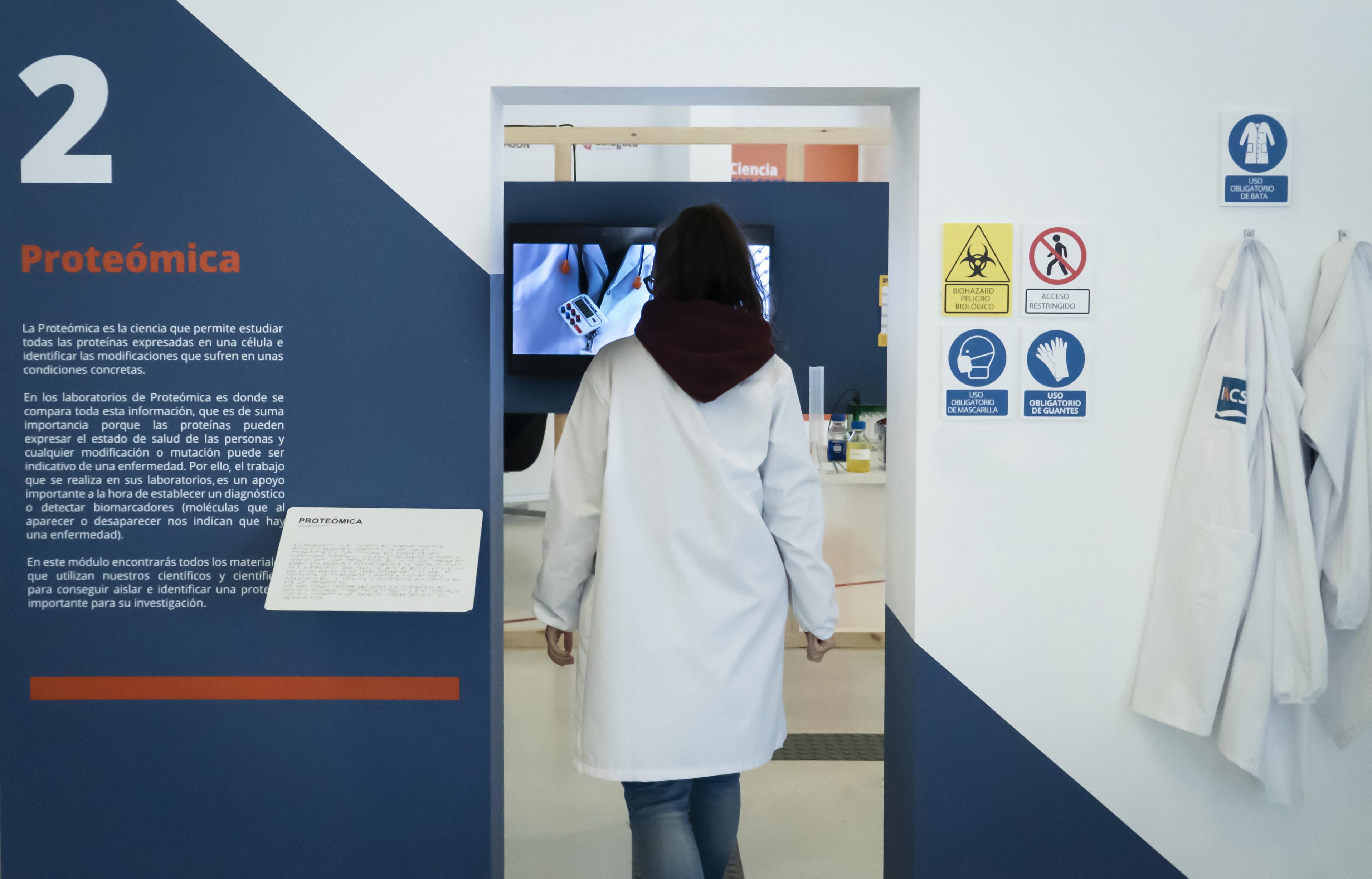 """Exposición - """"Ciencia con sentido"""""""