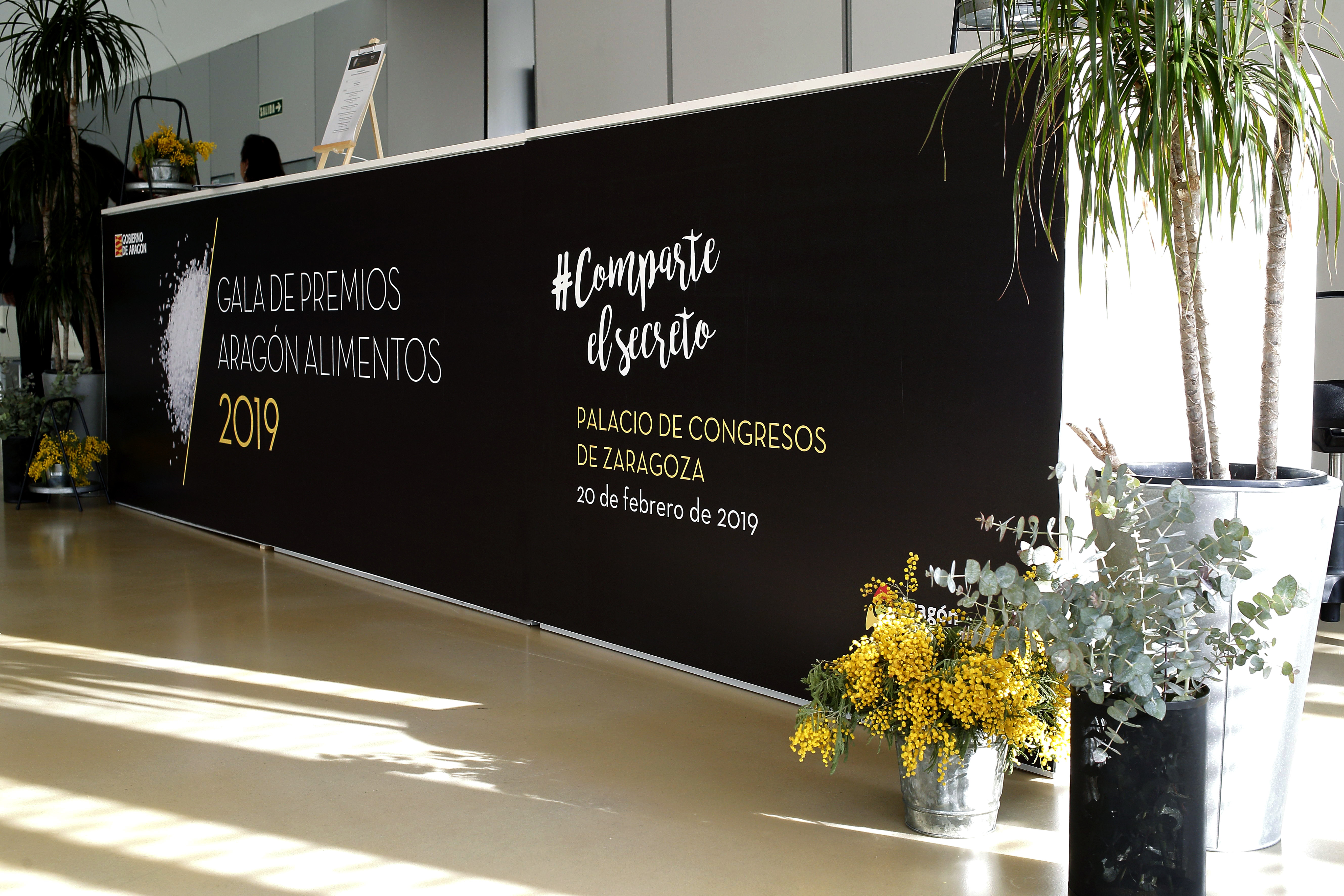 Gala de Premios Aragón Alimentos - Socioººº